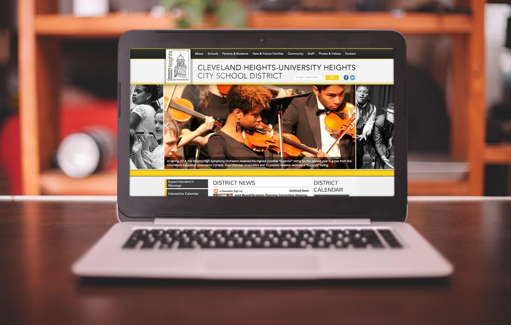 CHUH homepage