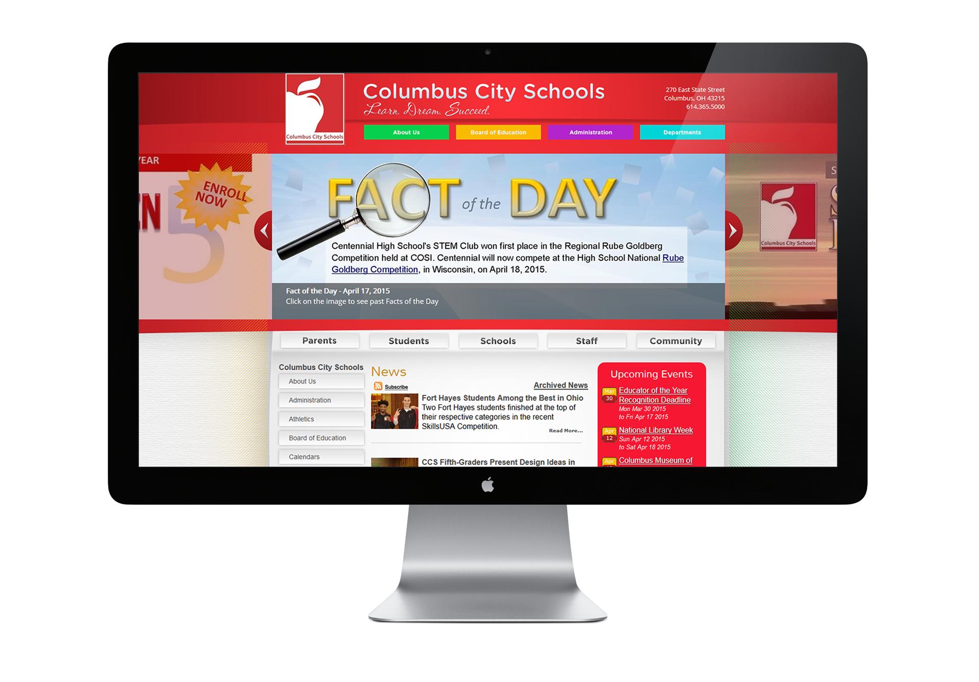 CBUS desktop