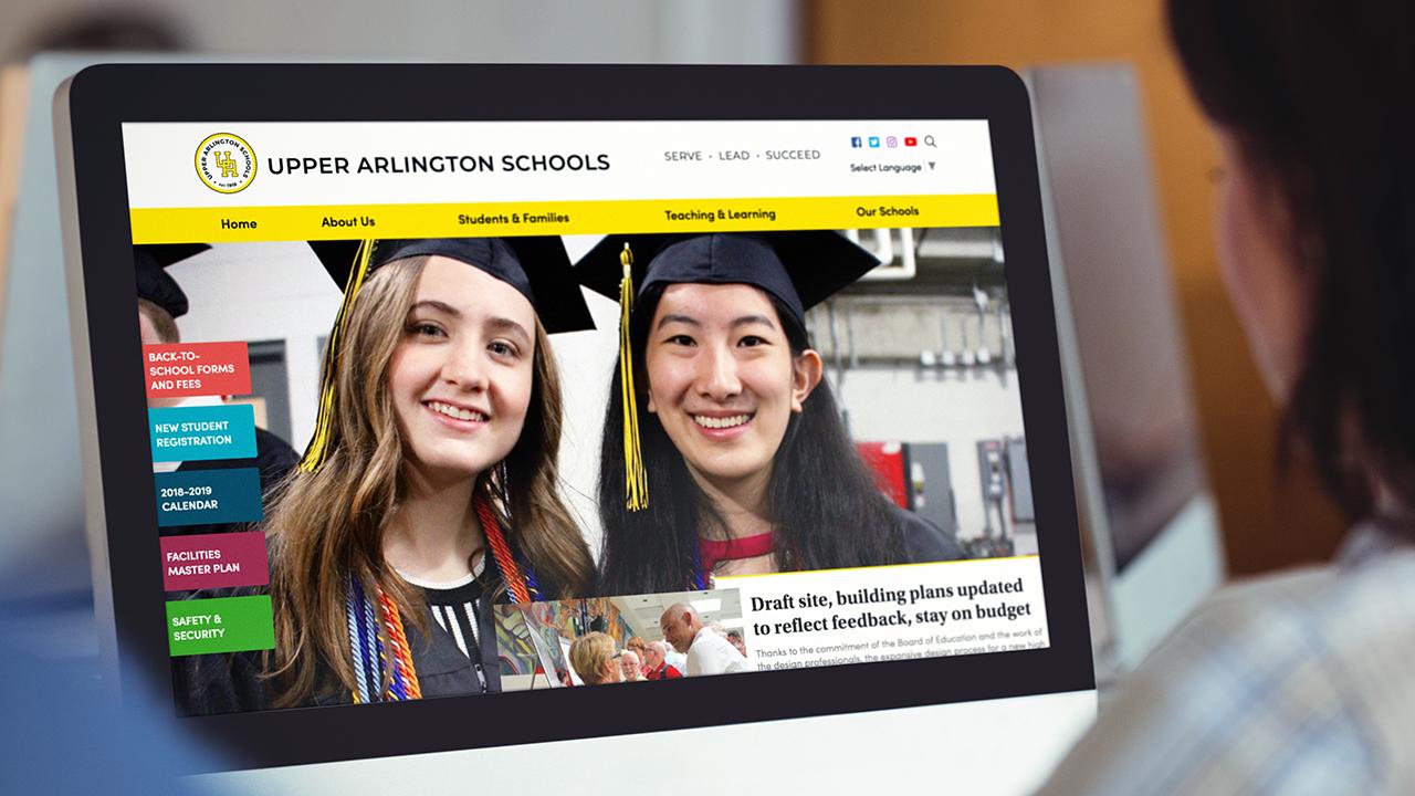 Upper Arlington Schools Image