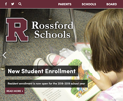 Rossford Schools Image