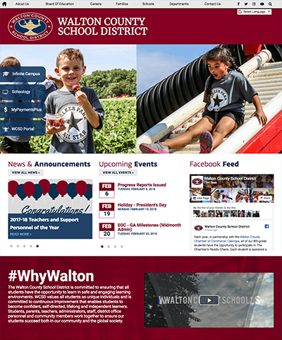 Walton County School District Images